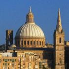 Valletta auf Malta - eines der Ziele der Alex II im Winter 2014/15