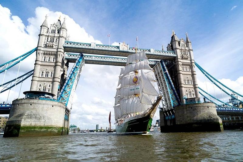 London - eines der Ziele der Alex II 2015
